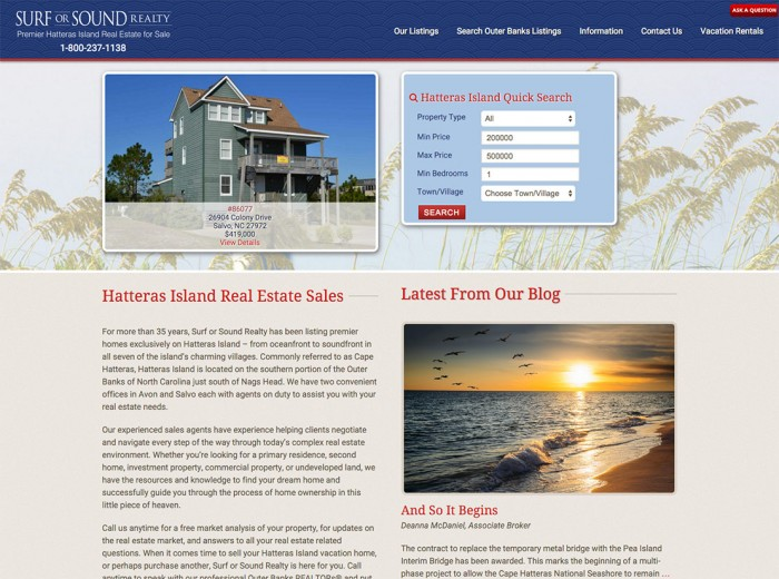 Surf or Sound Sales