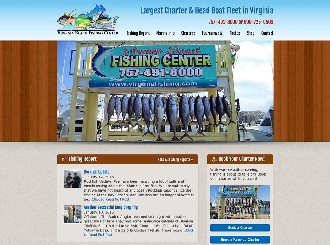Virginia beach fishing center outer banks internet for Va beach fishing center