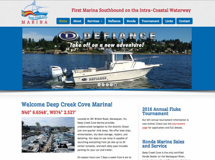 Deep Creek Cove Marina