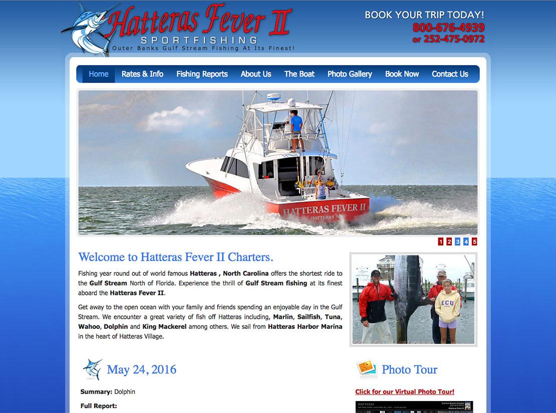Hatteras Fever II - Outer Banks Internet