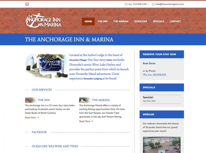 The Anchorage Inn & Marina