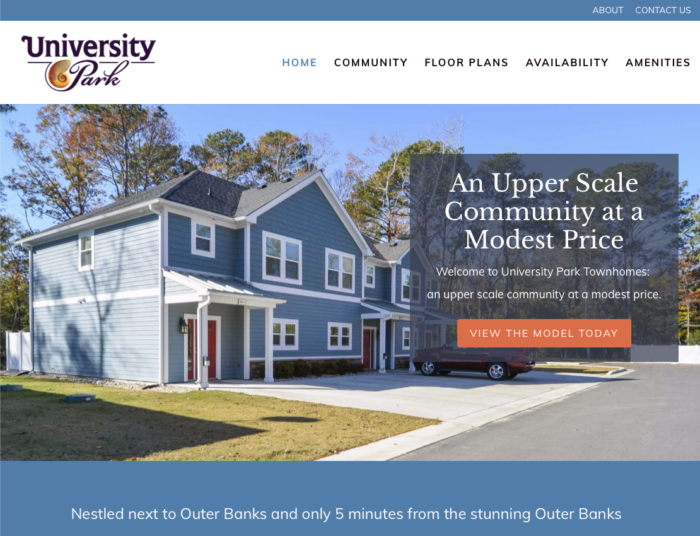 Outer Banks Townhomes Outer Banks Apartments